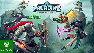 Paladins - Xbox One Gameplay Trailer