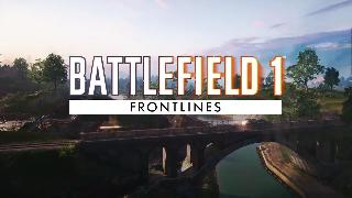 Battlefield 1 - They Shall Not Pass Frontlines Gameplay
