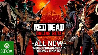 Red Dead Online Beta Update Details