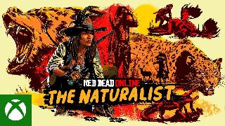 Red Dead Online | The Naturalist Trailer