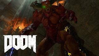 DOOM Campaign Gameplay Trailer