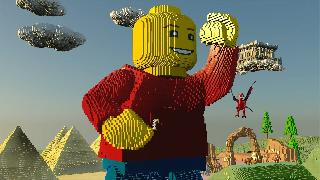 LEGO Worlds: Console Announce Trailer