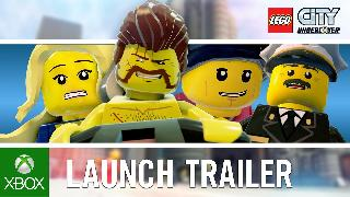 LEGO City Undercover - Launch Trailer