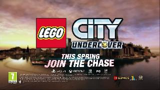 LEGO City Undercover - Official Announce Trailer