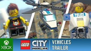LEGO City Undercover - Vehicles Trailer