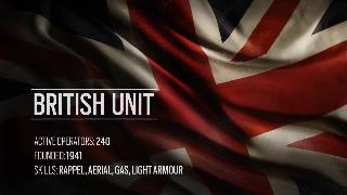 Rainbow Six: Siege - Inside Rainbow #1 - The British Unit