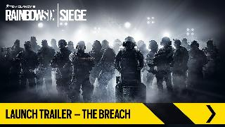 Rainbow Six: Siege Launch Trailer