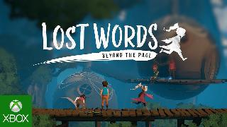Lost Words - NY Videogame Awards Trailer
