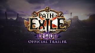 Path of Exile: Legion | Official Trailer & Dev Commentary
