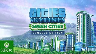 Cities Skylines | Green Cities Console Edition Trailer