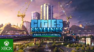 Cities Skylines - Xbox One Release Trailer