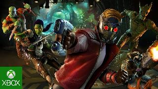 Marvel's Guardians of the Galaxy The Telltale Series Teaser Trailer