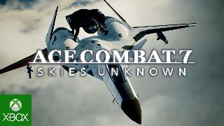 Ace Combat 7 | ADFX-01 Morgan DLC 3 Trailer