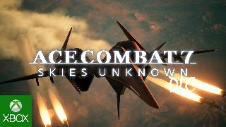 Ace Combat 7 Skies Unknown | Aircraft DLC Teaser Trailer