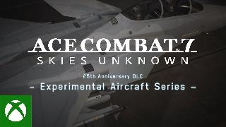 Ace Combat 7 Skies Unknown | Experimental Aircraft Series