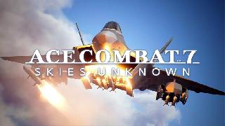Ace Combat 7 Skies Unknown Multiplayer Trailer