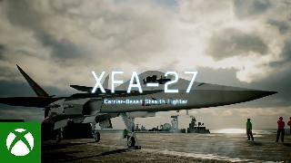 Ace Combat 7: Skies Unknown | Original Aircraft Launch Trailer