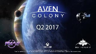 Aven Colony - Console Announcement Trailer