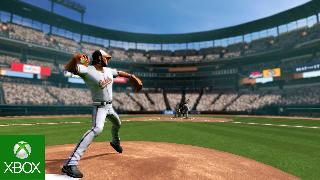 R.B.I. Baseball 17 Launch Trailer