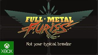 Full Metal Furies - Xbox One / Windows 10 Announcement Trailer