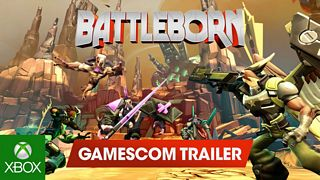 Battleborn Gamescom 2015 Trailer