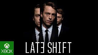 Late Shift - Xbox One Reveal Trailer