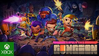 Enter the Gungeon - Gamplay Trailer
