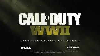 Call of Duty WWII Official E3 2017 Multiplayer Reveal Trailer