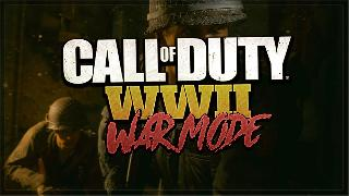 Call of Duty WWII - War Mode Briefing