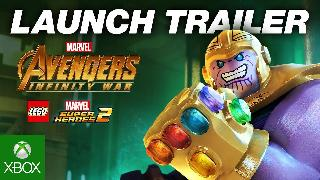 LEGO Marvel Super Heroes 2 - Infinity War DLC Trailer