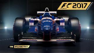F1 2017 - Classic Car Reveal - Williams
