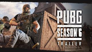 PUBG Player Unknowns Battlegrounds | Season 6 Gameplay Trailer
