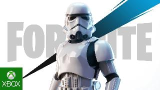 Fortnite - Imperial Stormtrooper Trailer