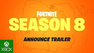 Fortnite Season 8 Cinematic Trailer