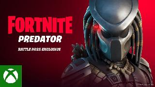 FORTNITE - The Predator: Battle Pass Exclusive Trailer