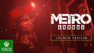 Metro Exodus Launch Trailer