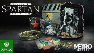 Metro Exodus | Spartan Collector's Edition Trailer