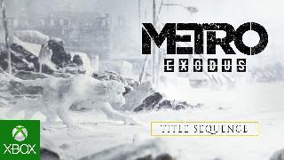 Metro Exodus | Title Sequence Video