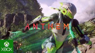 Anthem Official Launch Trailer