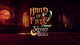Hand of Fate 2 | The Servant and the Beast DLC Trailer