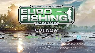 Dovetail Games Euro Fishing - Manor Farm Lake