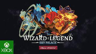 Wizard of Legend | Sky Palace Trailer
