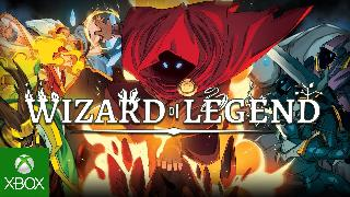 Wizard of Legend - Xbox Announce Trailer