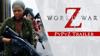 World War Z | Player VS Player VS Zombies Trailer