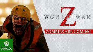 World War Z | Zombies are Coming