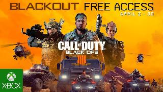 Call of Duty: Black Ops 4 | Blackout Free Access