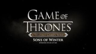 Game of Thrones Episode 4: Sons of Winter Trailer
