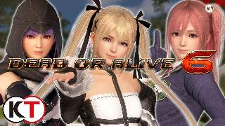DEAD OR ALIVE 6 - Release Date Gameplay Trailer