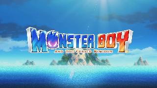 Monster Boy and the Cursed Kingdom E3 2018 Premiere Trailer