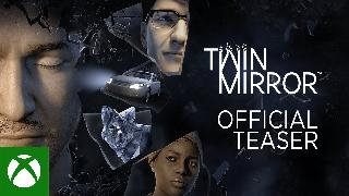 Twin Mirror - Official Teaser Trailer